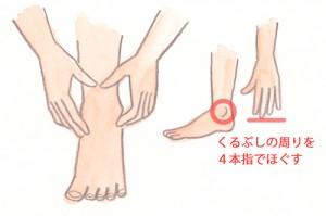足痩せの裏ワザ!むくみを解消して足をスッキリ細くしよう♪